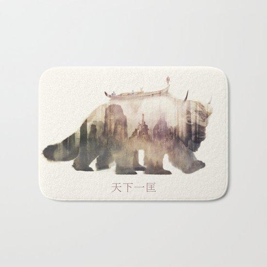 Sky Bison (Appa) Bath Mat