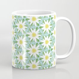 Edelweiss On Repeat Coffee Mug