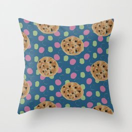 One Smart Cookie Throw Pillow