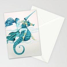 Sea Warrior Stationery Cards