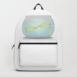 Pet Goldfish Bowl Backpack
