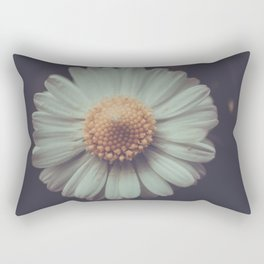 Flower Photography by Aperture Vintage Rectangular Pillow