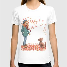 Just a two of us (autumn) T-shirt