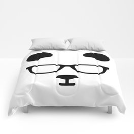 Nerd Panda Comforters