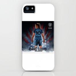 Carli Lloyd iPhone Case