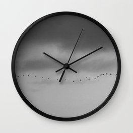 Victoria Winds Wall Clock