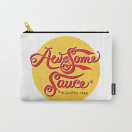 Awesome Sauce (gold) Carry-All Pouch