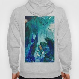 Bright Ocean Spaces, Tiny World Collection Hoody