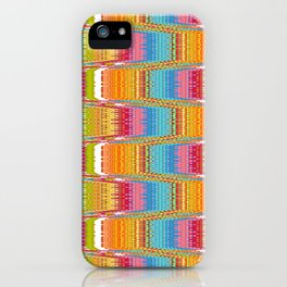 Nordic Knit iPhone Case