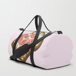 Avocado Tomato sandwich Duffle Bag