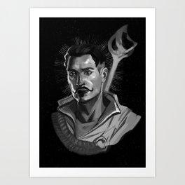 Dragon Age - Dorian Pavus Art Print