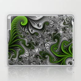 Fantasy World, abstract Fractal Art Laptop & iPad Skin