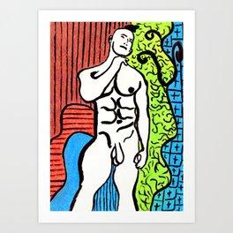 Malegraph Summer 2018 Art Print
