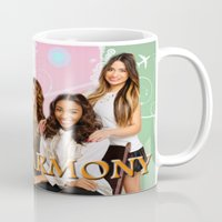 fifth harmony Mugs featuring fifth harmony best design home decoration ideas by customgift