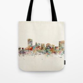 toledo ohio skyline Tote Bag