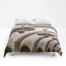 Kyiv subway Comforters