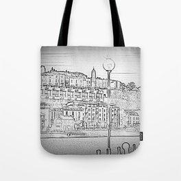 Bristol Harbourside Tote Bag