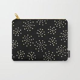 BLACK DALMATIAN Carry-All Pouch