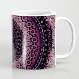 Rosewater Tapestry Mandala Coffee Mug