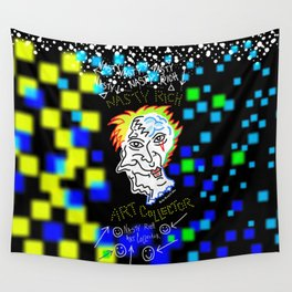 The Abstract Dream Wall Tapestry