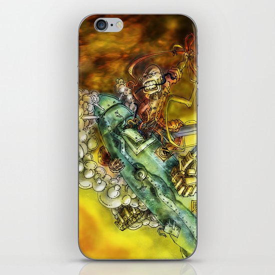 Every Missile Explodes iPhone & iPod Skin