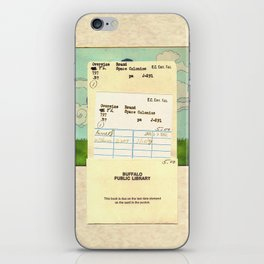 Space Colonies Are Overdue iPhone Skin