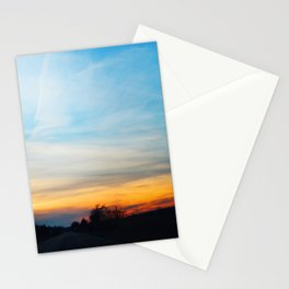 Sky Road Stationery Cards