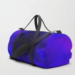 Ultra Violet Beams Captured by a Black Hole Duffle Bag