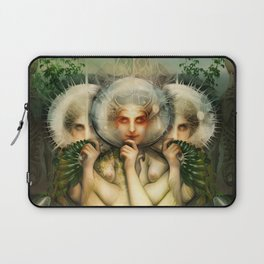 """The Chimera"" (or ""Faith"") Original Full Version HR Laptop Sleeve"