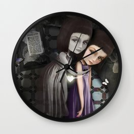 The memory of you Wall Clock