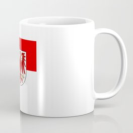 Flag of brandenburg Coffee Mug