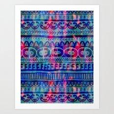 Noni-Multi Art Print