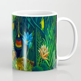 Henri Rousseau The Dream Coffee Mug