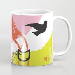 Until You're Free Coffee Mug