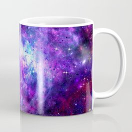 Purple Galaxy Coffee Mug