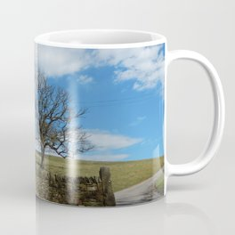 It's A Long Windy Road Coffee Mug