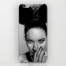 + Beauty School + iPhone Skin