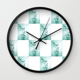 Catch me (The Rape of Proserpina revisited) Wall Clock