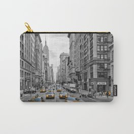 5th Avenue NYC Traffic Carry-All Pouch
