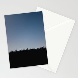 Mammoth at Dusk Stationery Cards