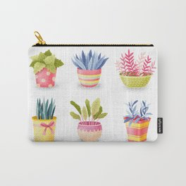 Home Plants Carry-All Pouch