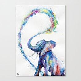 Veris Canvas Print