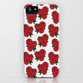 Classic Rose iPhone Case