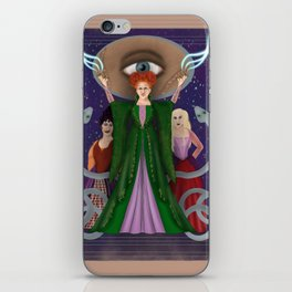 Put A Spell on You iPhone Skin