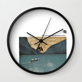 viver Wall Clock