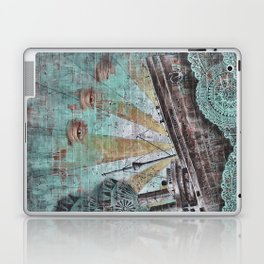 the boat wall Laptop & iPad Skin