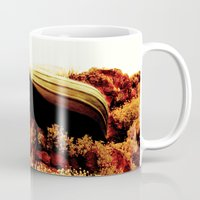 kafka Mugs featuring Metamorphosis by Lord Egon Will