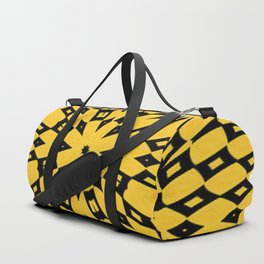 Flower of the Hour Duffle Bag