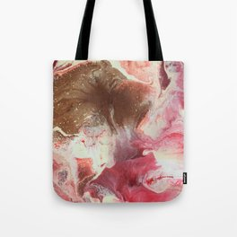 Feathers in the wind / detail Tote Bag