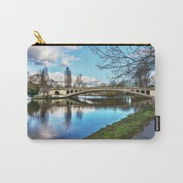 Reading Bridge Carry-All Pouch